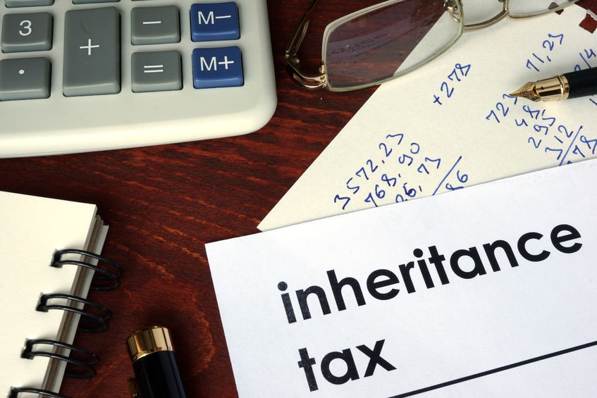 inheritance tax forms