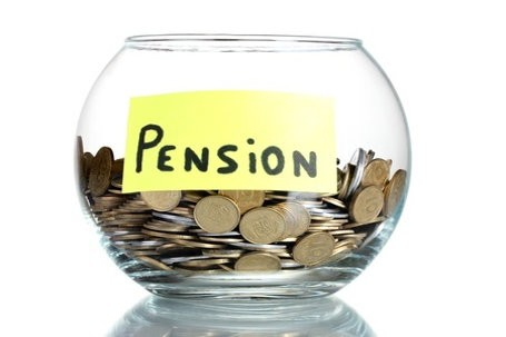 pension savings pot